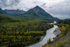Matanuska Valley is at risk of becoming a coal strip mine. Trustees for Alaska is working to ensure local citizen's have a say in that. Photo (c) Daniel Hoherd / Flickr