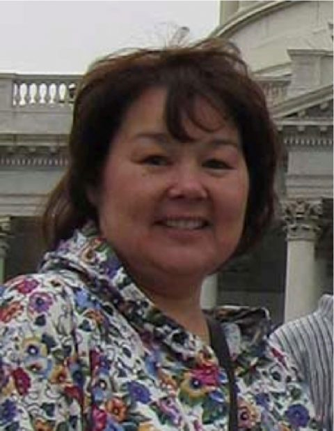 Kim Williams testified before Congress in June. She was the lone voice for Bristol Bay at the hearing.