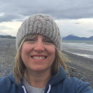 Tracy in Kodiak, Alaska.