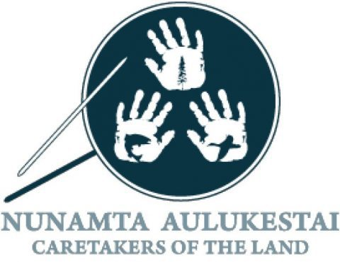 Nanumta logo, three hands
