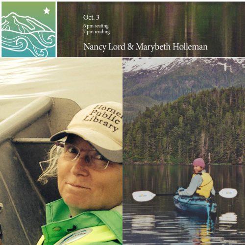 "Writing on science & hope: Nancy Lord's ""ph: A Novel"""