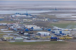 The bill would turn the heart of the Coastal Plain into another Prudhoe Bay