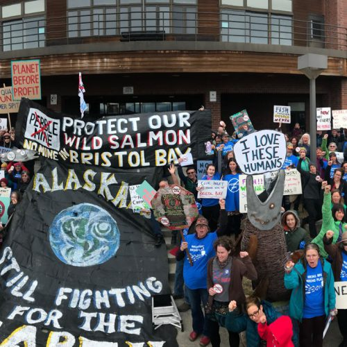 Alaskans want Bristol Bay protected