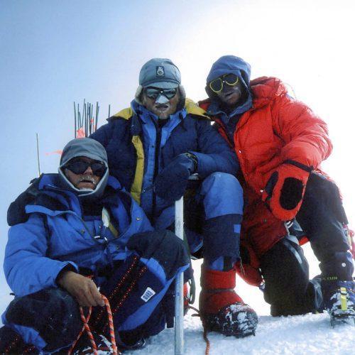 Difficult climbs take teamwork