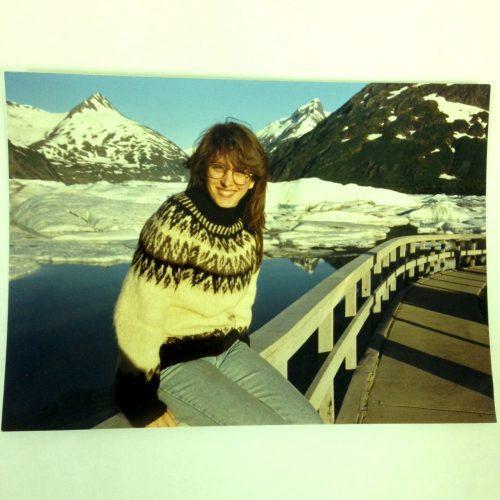 Falling in love with Alaska