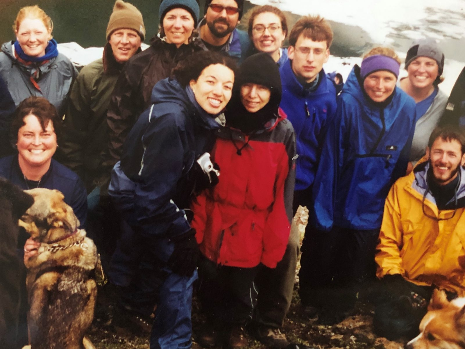 The Trustees for Alaska gang from the 1990s.